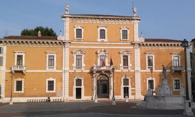 Palazzo Martinengo sede del Rettorato