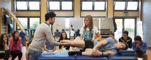 """Centro Universitario Interdipartimentale di Ricerca sulla Funzione Neuromuscolare e l'Attività Motoria Adattata """"Teresa Camplani"""""""