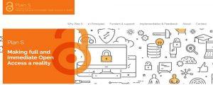 Il Piano audace di Smits per l'Open Access globale