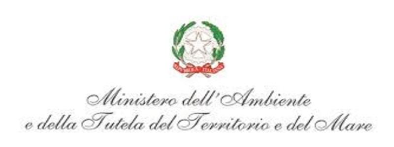 Ministero Ambiente logo