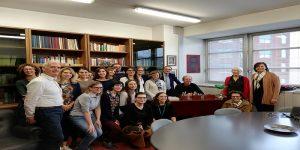 Visiting Professor - Prof. Mark Oliver Lively