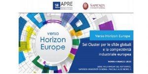 Horizon Europe cluster