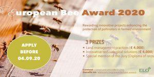 European Bee Award 2020