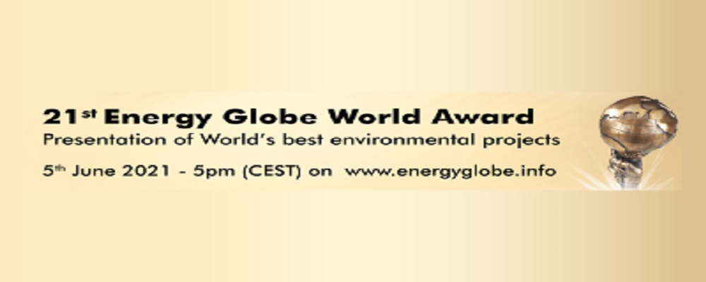 21st energy global award